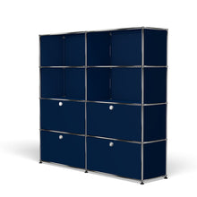 Load image into Gallery viewer, Shelving S2 - Steel Blue