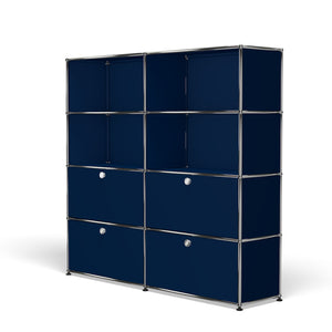 Shelving S2 - Steel Blue