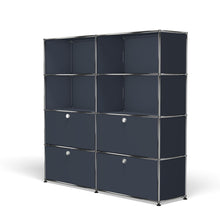 Load image into Gallery viewer, Shelving S2 - Anthracite Gray