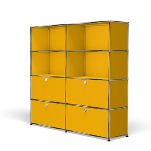 Shelving S2 - Golden Yellow