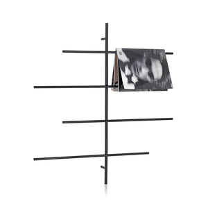 Sketch Wall Mounted Magazine Rack