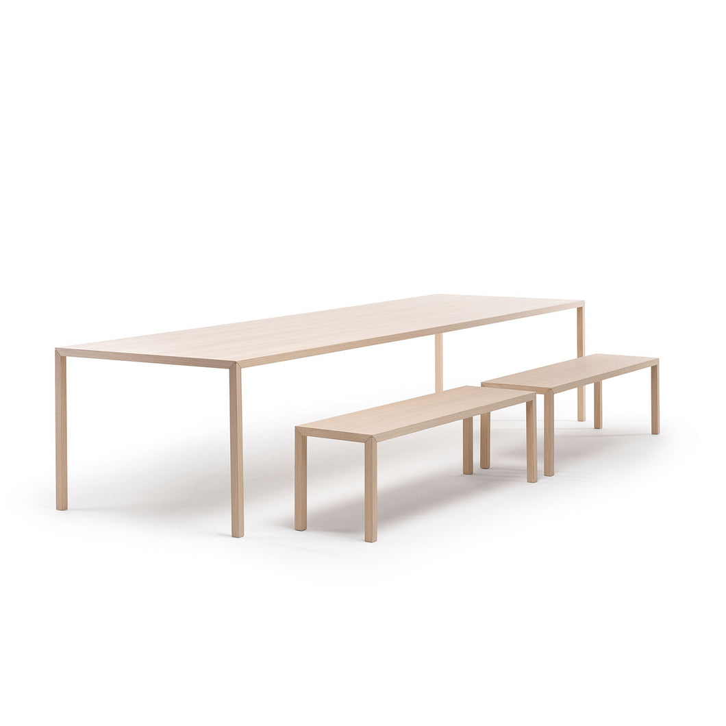 Slim+ Bench and Table