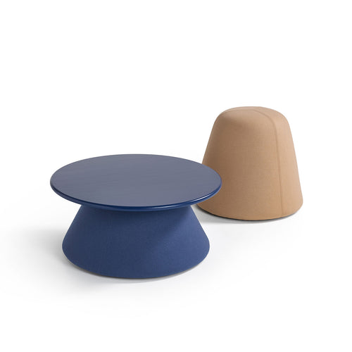 Terp Table and Pouf