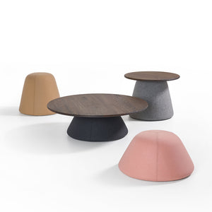 Terp Pouf and Table
