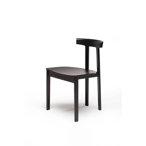 Torii Chair in Black stained Ash