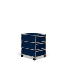 Load image into Gallery viewer, Pedestal V - Steel Blue