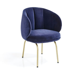 Vuelta FD Chair - Brass Legs