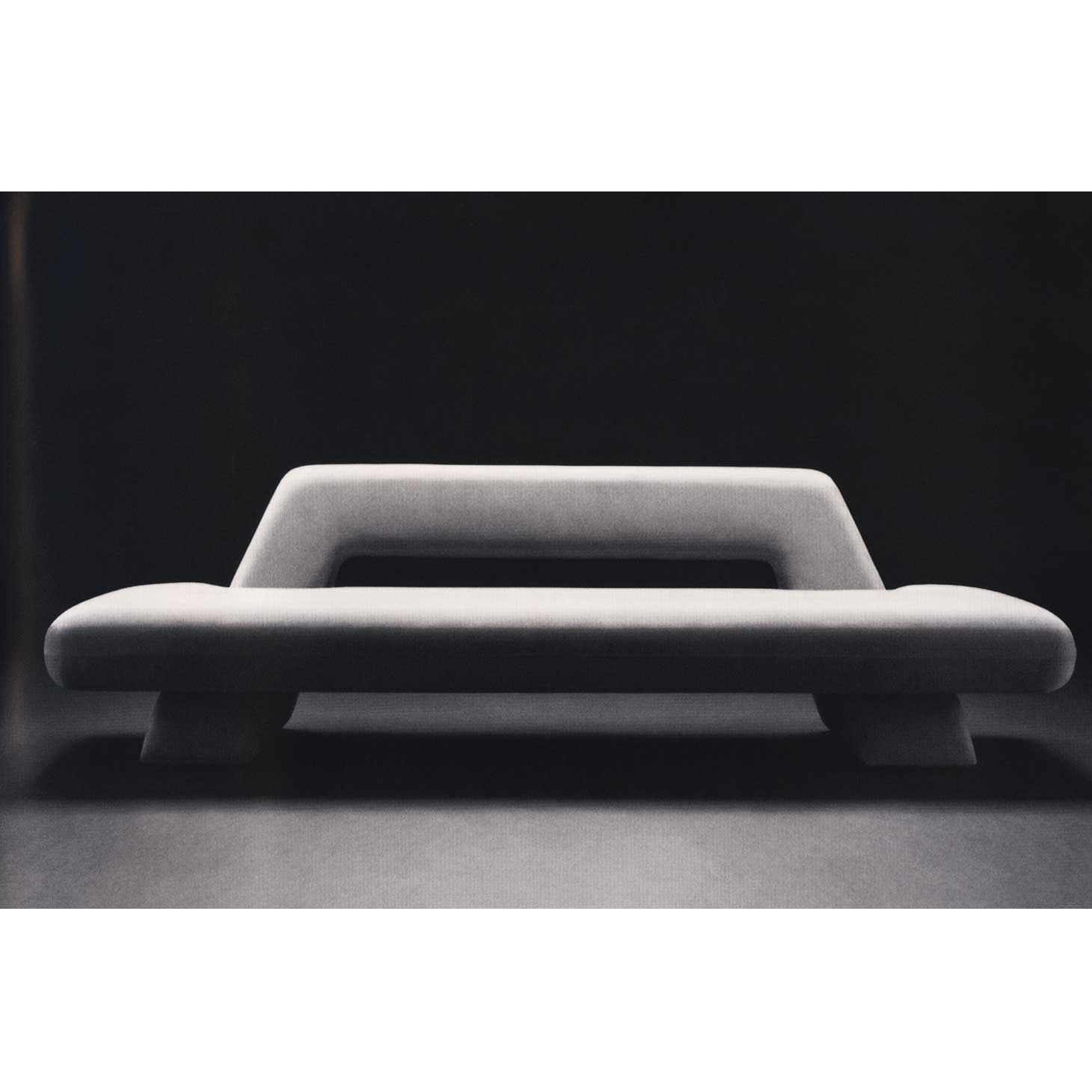 Harvey Probber Mayan sofa