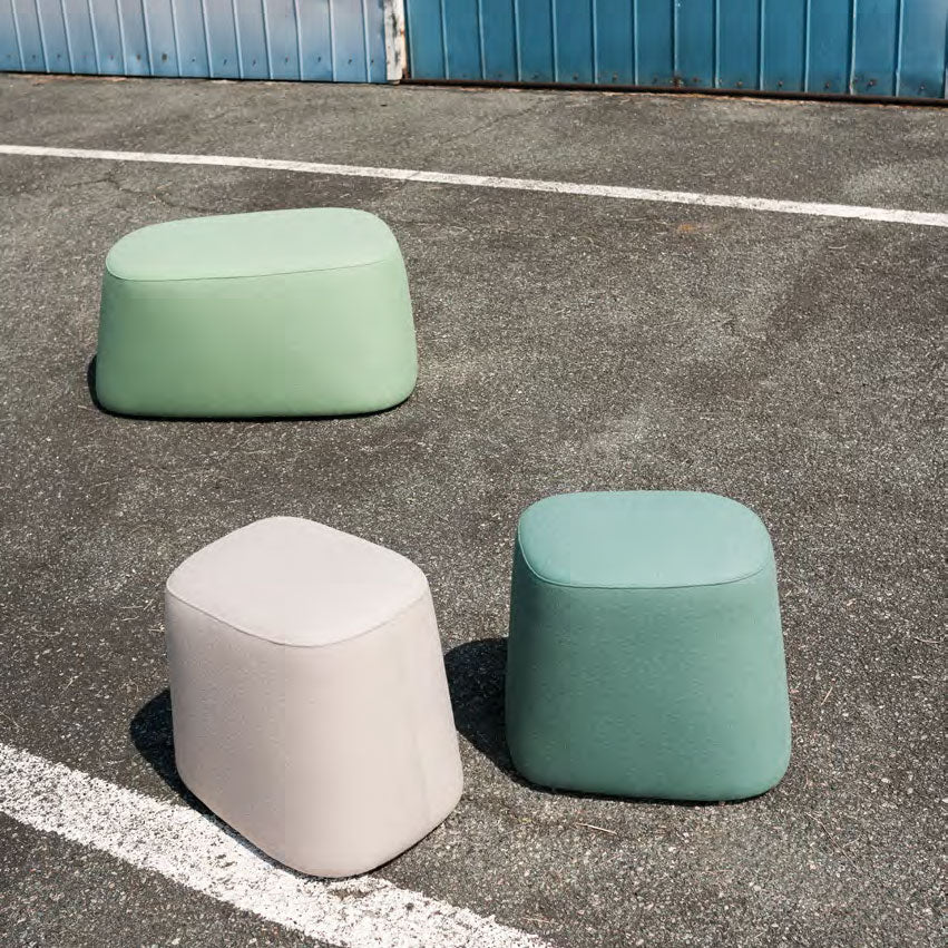 Float Ottoman, Low Table