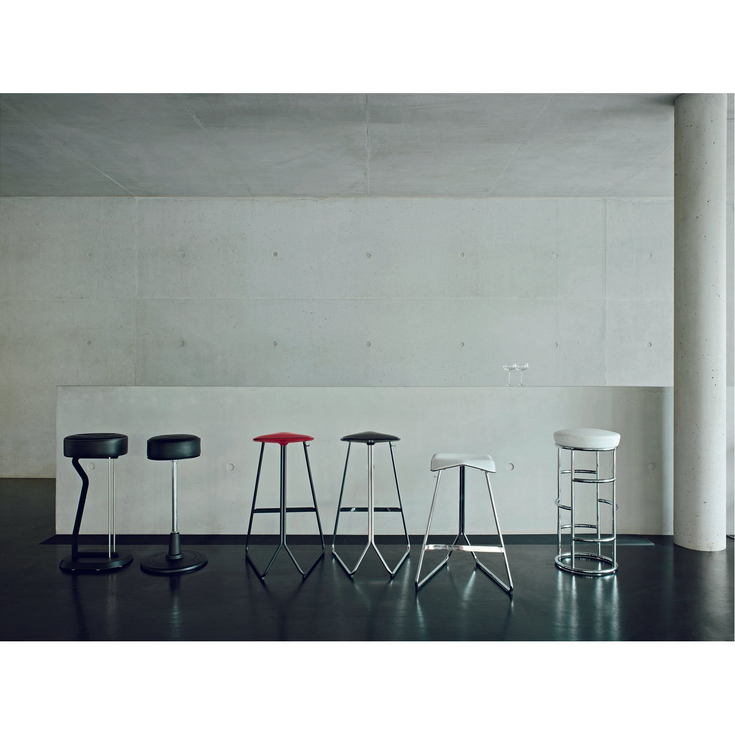 Seelen - Bar Stool 1 - Bar - Stool 2 - Triton - Satish