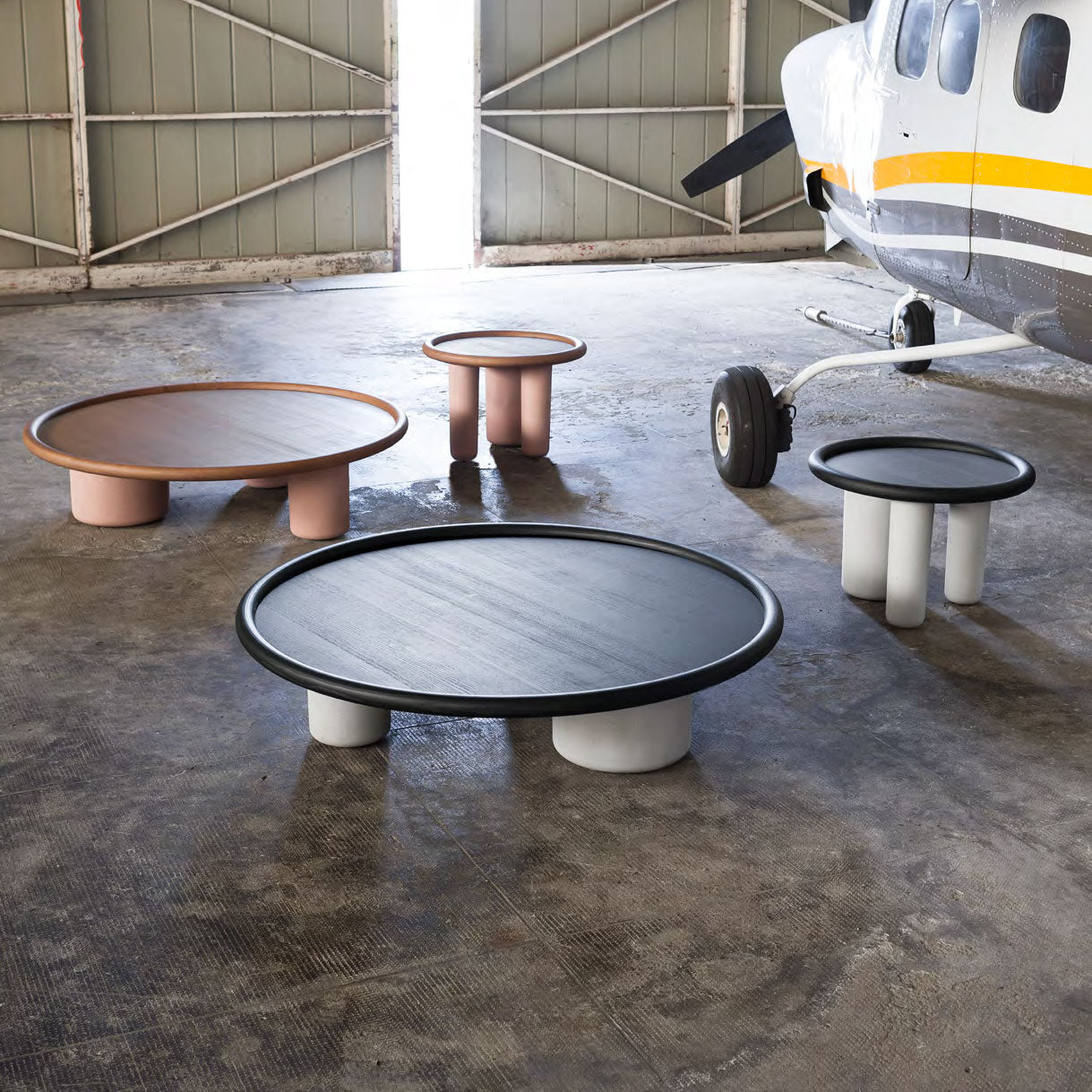 Pluto Tables