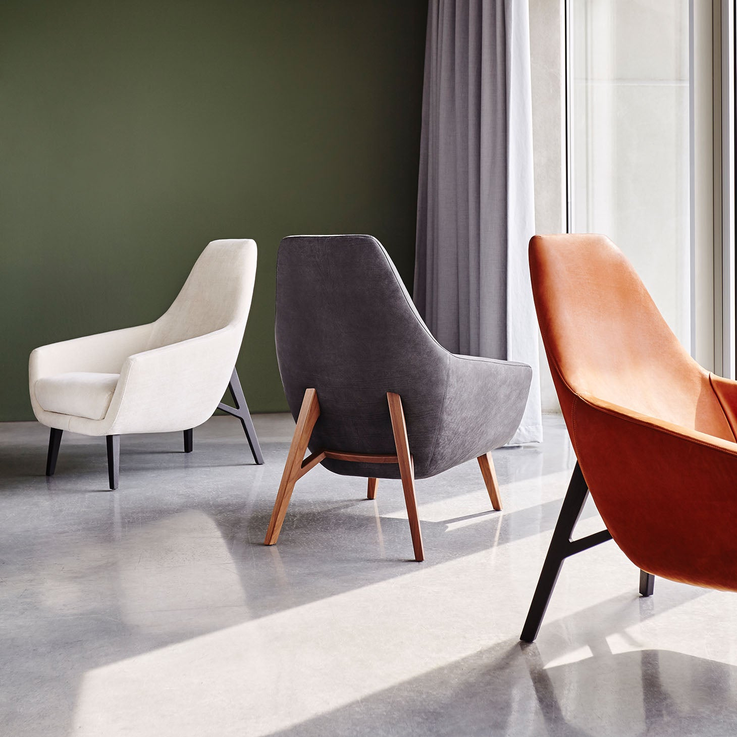 Enzo Lounge Chair