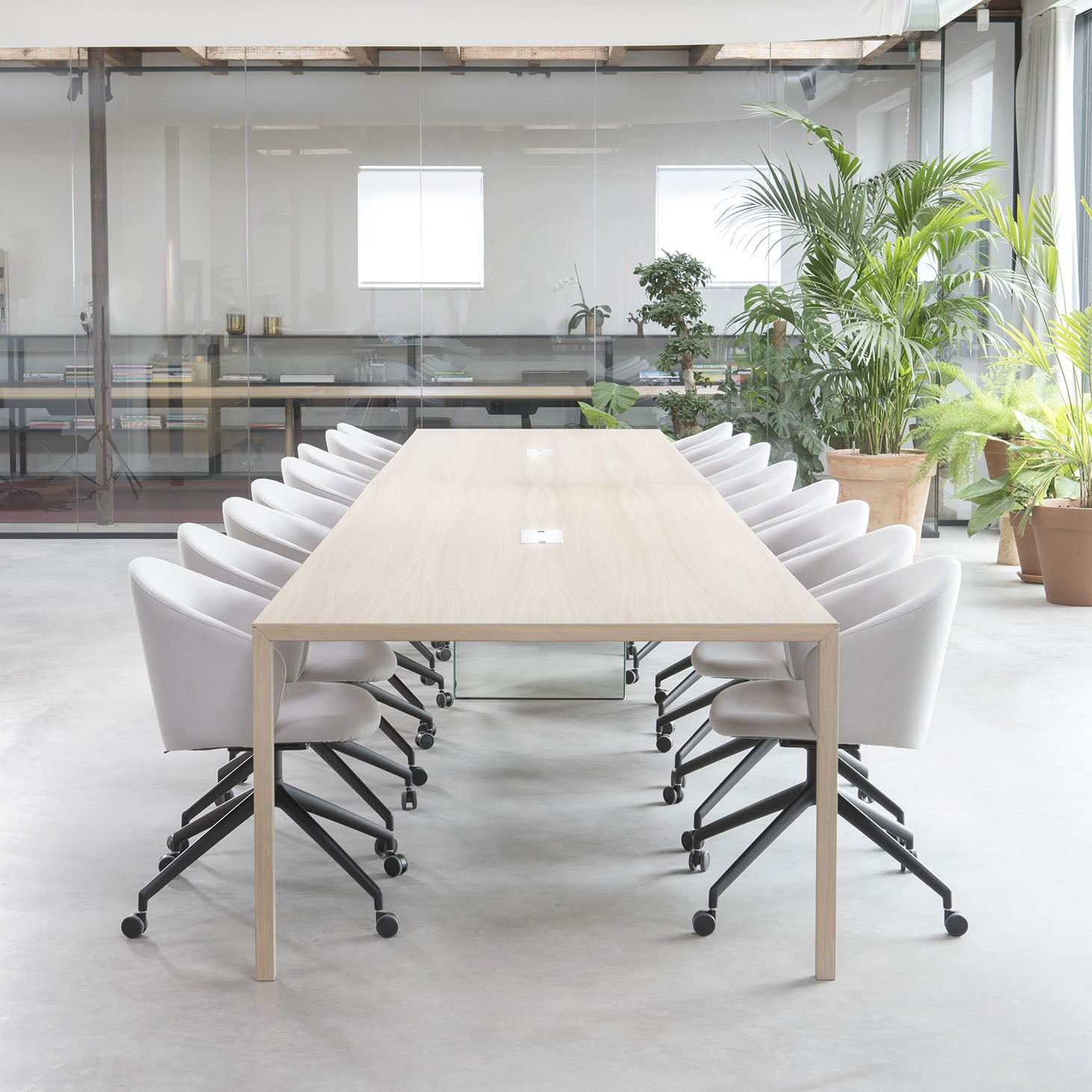 Slim+ Connected Table