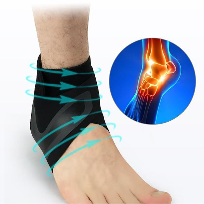 Ankle Brace for Tendons & Joints - Digital Market Today-Quality-Innovation-Technology Excellence