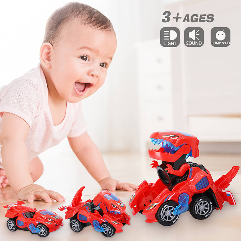 3D Transformer Dinosaur Car - Digital Market Today-Quality-Innovation-Technology Excellence