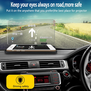 GPS Head Up Display Holder - Digital Market Today-Quality-Innovation-Technology Excellence