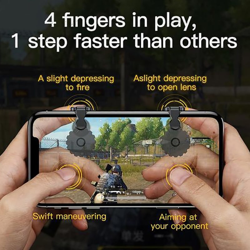 Mobile Gaming Fire Triggers - Digital Market Today-Quality-Innovation-Technology Excellence