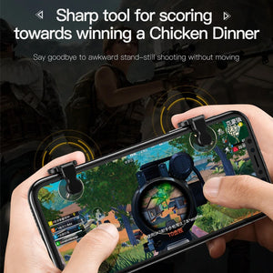 Mobile Gaming Fire Triggers With L2R2 Sharpshooter - Digital Market Today-Quality-Innovation-Technology Excellence
