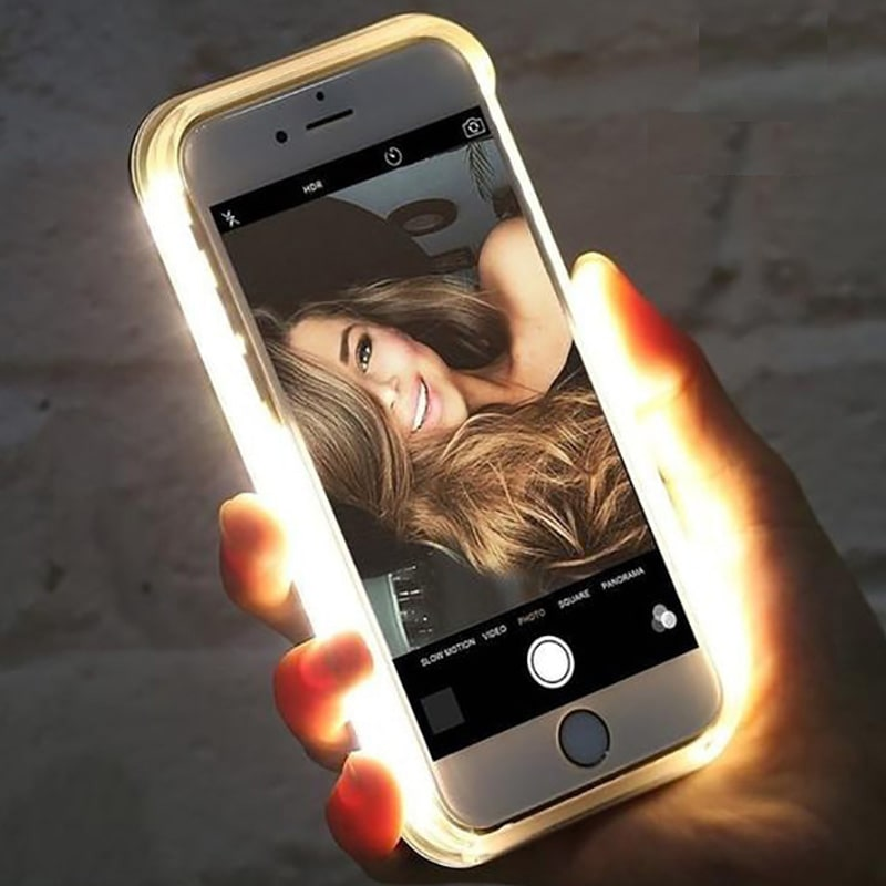 Luminous LED Selfie Phone Case - Digital Market Today-Quality-Innovation-Technology Excellence