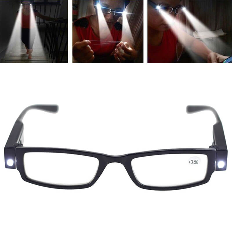 Reading Glasses With LED Light - Digital Market Today-Quality-Innovation-Technology Excellence