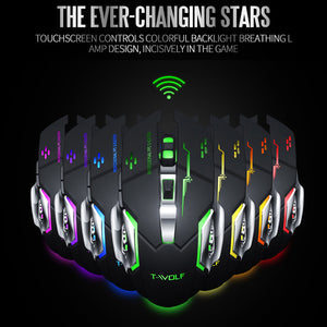 Wireless Gaming Mouse - Digital Market Today-Quality-Innovation-Technology Excellence