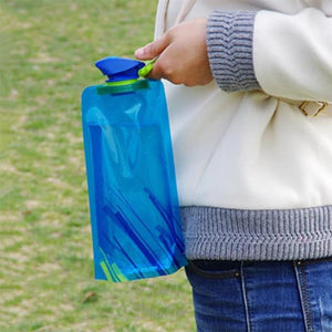 Reusable Travel Folding Water Bottle - Digital Market Today-Quality-Innovation-Technology Excellence
