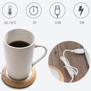 USB Cup Mug Warmer Coaster - Digital Market Today-Quality-Innovation-Technology Excellence