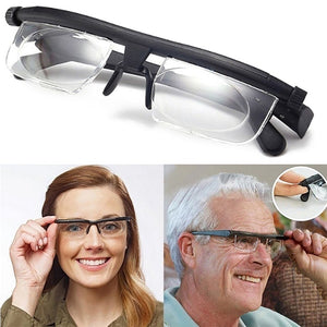 Variable Focus Reading Eyewear With Adjustable Strength Lens - Digital Market Today-Quality-Innovation-Technology Excellence