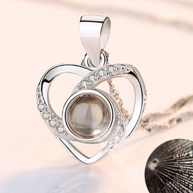 Romantic Love Necklace - Digital Market Today-Quality-Innovation-Technology Excellence
