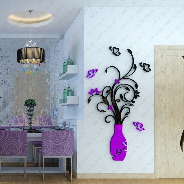 Fashion Wall Decor 3D Stickers - Digital Market Today-Quality-Innovation-Technology Excellence