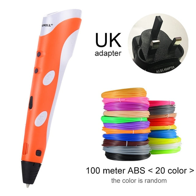 3D Creative Printing Pen - Digital Market Today-Quality-Innovation-Technology Excellence