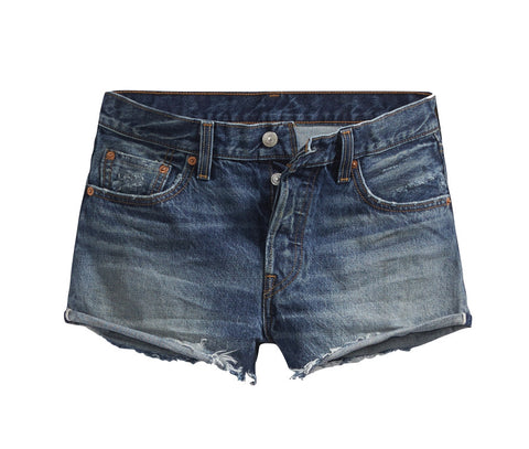 Levi 501 Short/ Indigo Escape