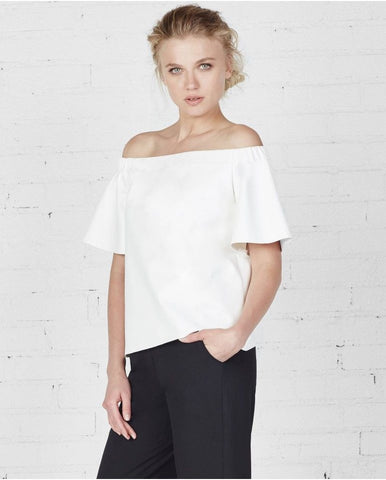 Bailey 44 Cindy Off the Shoulder Top