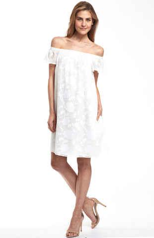 Cooper and Ella Victoria Off Shoulder Dress