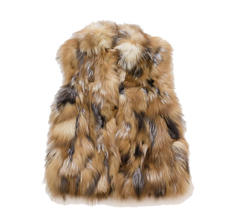 Cakewalk Signature Section Crystal Fox Vest