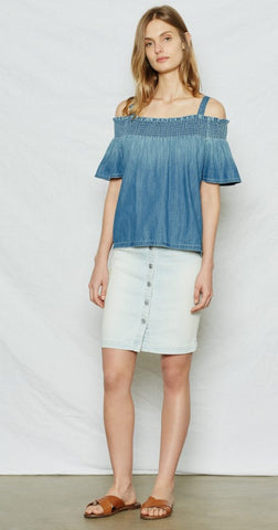 Current/Elliott The Madeline Top