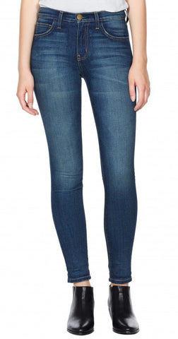 Current/Elliott The High Waist Ankle Skinny
