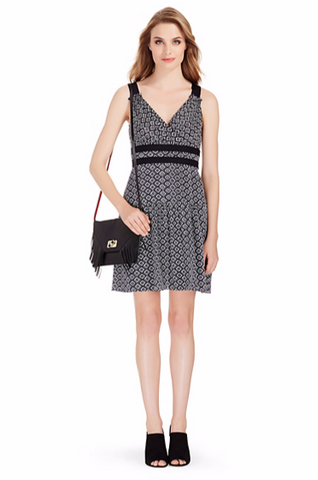 DVF Eugenia Short Dress
