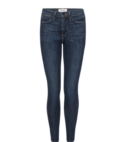 Frame Denim Skinny Le High Step