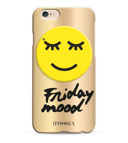IPhoria Portable Mirror Happy Smiley for iPhone 6/6s