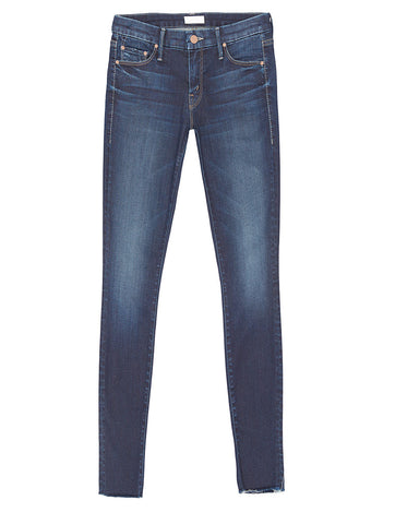 Mother Denim Looker Ankle Fray Denim