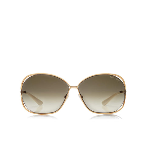 Tom Ford Carla Soft Square Sunglasses