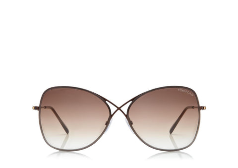 Tom Ford Sunglasses Square Colette