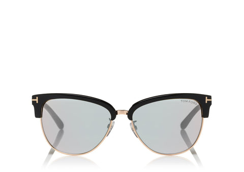 Tom Ford Sunglasses Square Fany