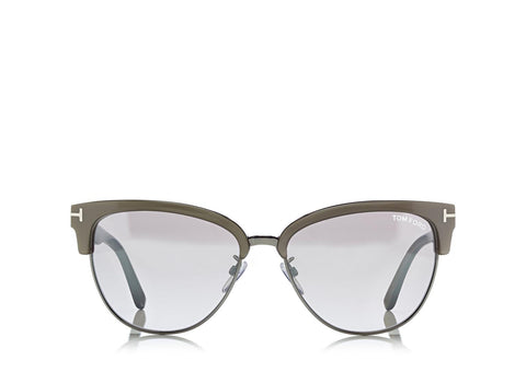 Tom Ford Fany Square Sunglasses