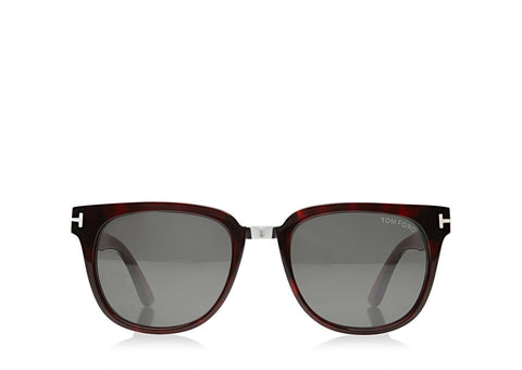 Tom Ford Rock Vintage Wayfarer Sunglasses