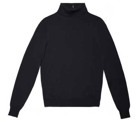 Totême Bordeaux Turtleneck Top