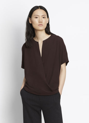 Vince Extended Sleeve Top