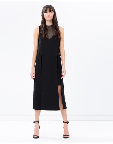 Elliatt Distinct Layering Dress