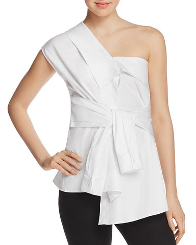 Petersyn Hadley Cold Shoulder Top